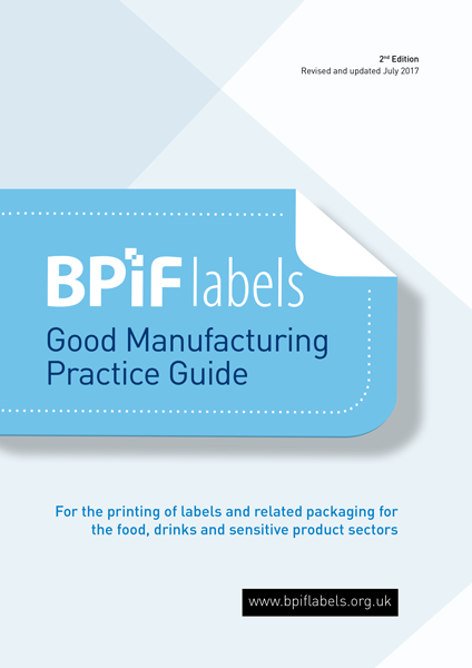 Good Manufacturing Practice Guide